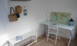 Maison à louer à Villeneuve d'ascq, meublée, 3 chambre, bureau, lingerie, cuisine équipée